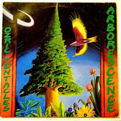 Ozric Tentacles Arborescence Dovetail Records 1994