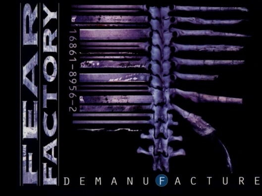 Fear Factory Album Art