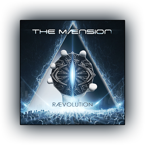 The Maension The Raevolution Take This Trip To Mars Records | Alternative Fruit