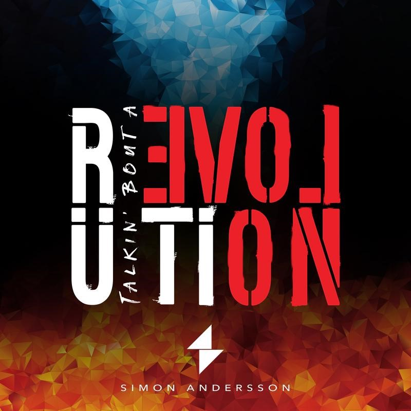 Simon Andersson Talkin Bout A Revolution cover